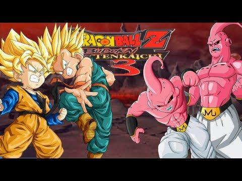 Dragon Ball Z Devolution | Un juego diferente y sobre todo gratis!!!! | FunnyCat.TV