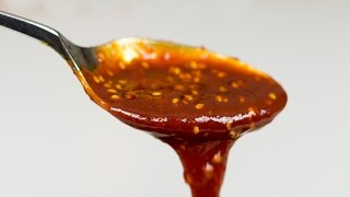 Korean Spicy Sauce Recipe