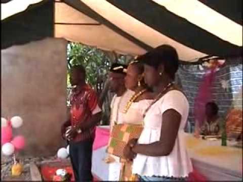evangliste guy liade mariage dimanche 2 - Mariage Evangeliste