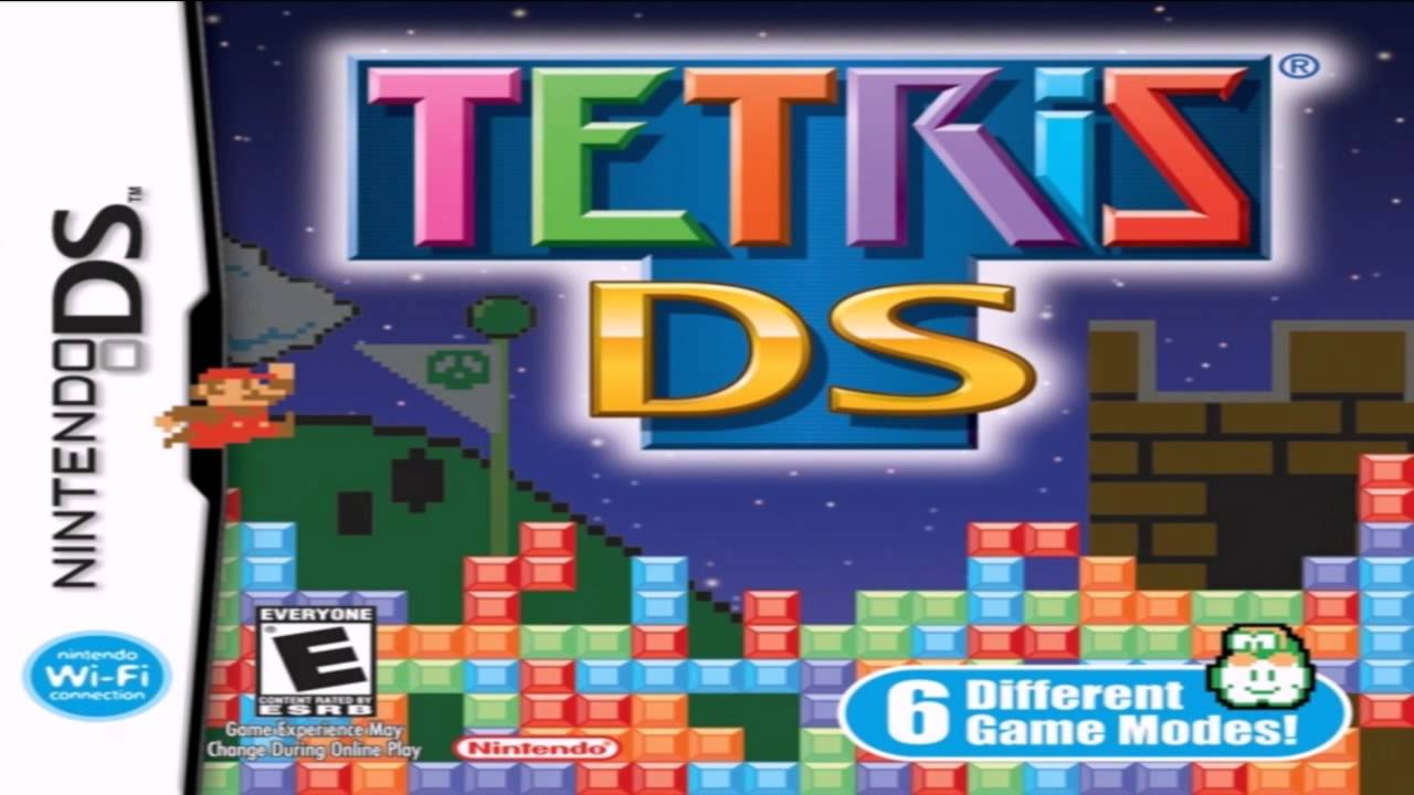 tetris nds