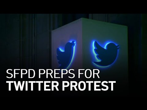 SFPD Preps for Possible Protest at Twitter Headquarters Monday