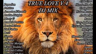 DISCIPLE DJ TRUE LOVE V4 GOSPEL REGGAE DJ MIX 2013