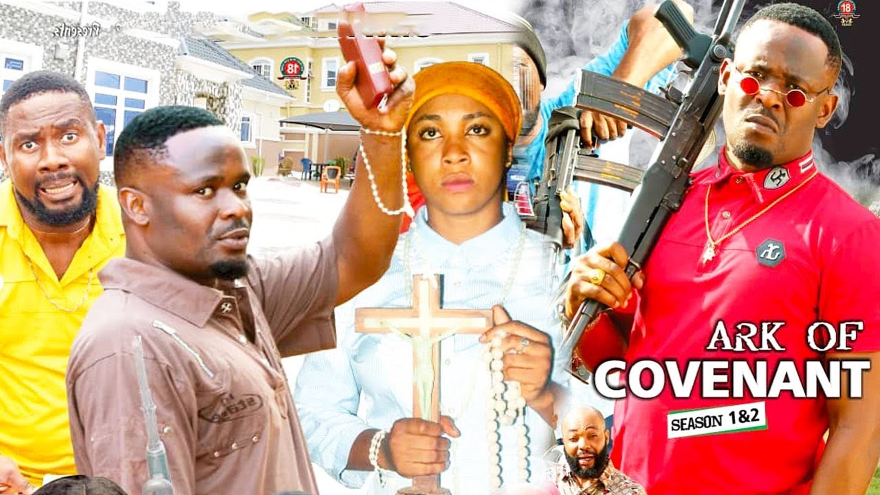 Download ARK OF COVENANT SEASON 6 {New Hit Movie} - Zubby Micheal|2021 Latest Nigerian Nollywood Movie
