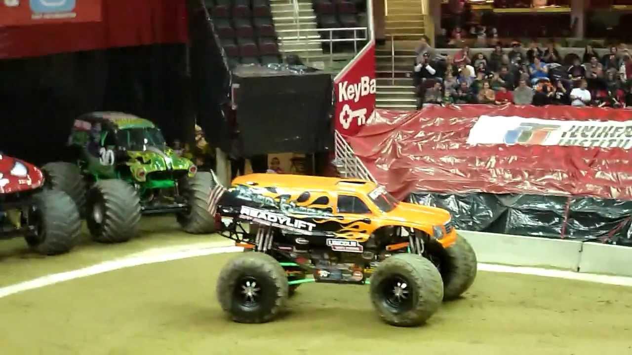 Bad Habit Monster Truck Awesome Links Information