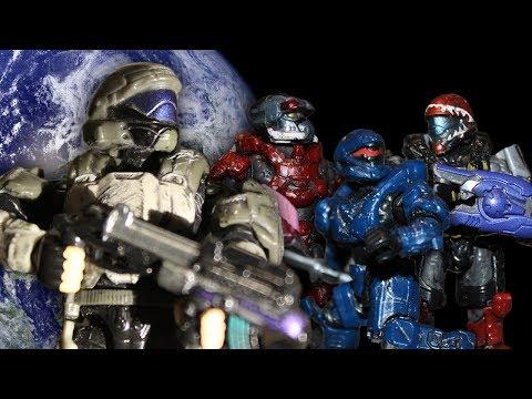 The Last Colony Part 2 (Mega Construx Halo short film)