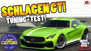 😍🛠Der AMG Ist Da! SCHLAGEN GT Tuning+Test!😍🛠[GTA 5 Online Arena War Update DLC]