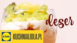🍧 Jak zrobić deser w stylu brytyjskim? - Przepisy Kuchni Lidla