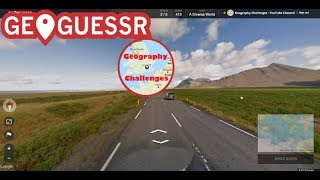 Geoguessr - 10 Country Challenge