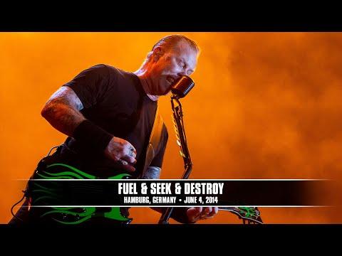 Metallica: Fuel and Seek & Destroy (MetOnTour - Hamburg, Germany - 2014) Thumbnail image