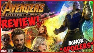 BAD CGI??? Avengers: Infinity War FULL REVIEW!