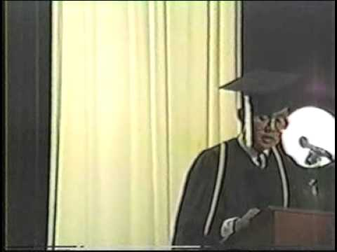 DALLAS PLASTIC SURGEON'S HIGH SCHOOL VALEDICTORY ADDRESS ...