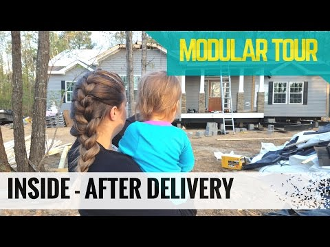 MODULAR HOME TOUR - AFTER DELIVERY | ChristineGxoxo