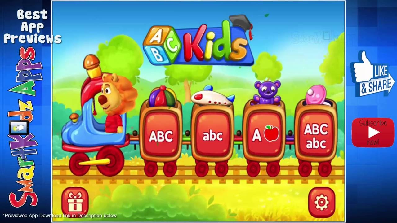 abc games for kindergarten free download
