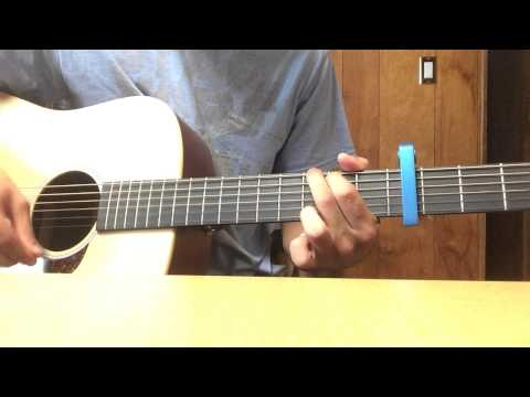 Mumford & Sons - Cold Arms (Guitar Lesson)