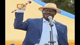 Raila na Ruto wafanya kampeni Bonde la Ufa
