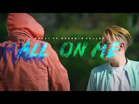 DHALI - ALL ON ME [ feat. Georgie Keller ] (4K official Video)