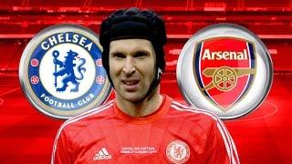 Петр Чех Petr Cech Добро пожаловать в Арсенал