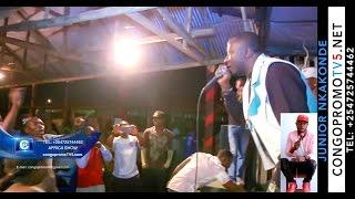 Exclusivité:Celéo SCRAM fait tomber la ville de GOMA dans un concert tout feu tout flamme, suivez!!!