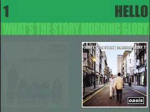 Oasis Definitely Maybe & Morning Glory