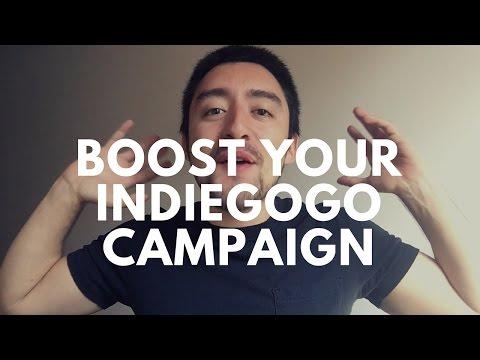 Raise More Money On Indiegogo
