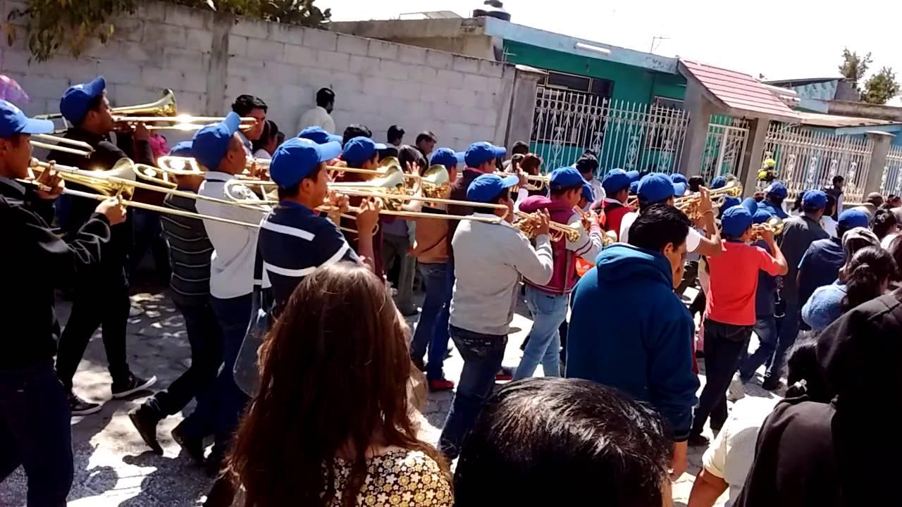 Procesion De San Antonio Portezuelo Puebla Youtube