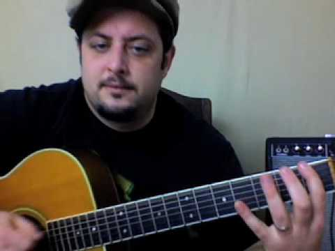 Acoustic Guitar Lesson - Jack Johnson - Taylor super simple song