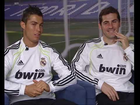 Cristiano Ronaldo vs. Iker Casillas: Portugal vs. Spain HD