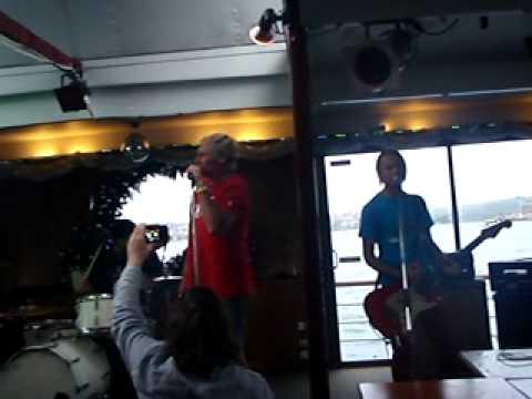 The Celibate Rifles Harbour Cruise 2010-2