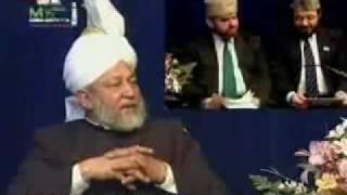 Question and Answer Session 1994 English Hadrat Mirza Tahir Ahmad Ahmadiyya Islam Pakistan Part 1/5