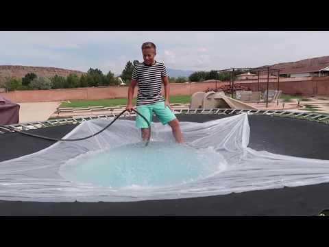 Best Project Giant Water Wubble Bubble Balloon!! Will it Never Pop?!