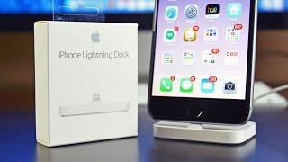 Apple iPhone Lightning Dock: Review