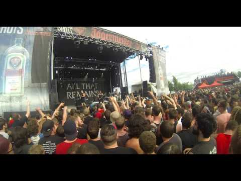 Rockfest '14 - All That Remains - Stand Up