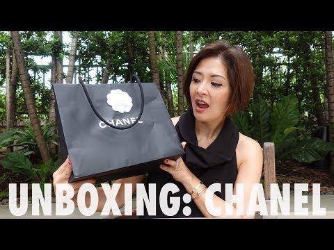 UNBOXING: CHANEL SO BLACK MINI RECTANGLE FLAP