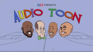 Shaq Meets Stevie Wonder | Audio Toon