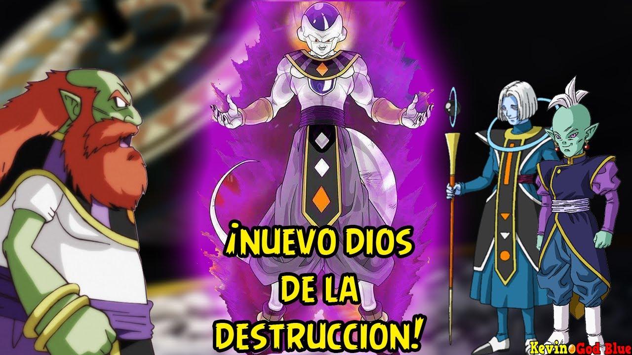 ¡Freezer Futuro Dios de la DESTRUCCIÓN! - YouTube