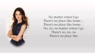 Laura Marano (Austin & Ally) - No Place Like Home Karaoke / Instrumental Cover