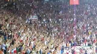 Efes 71-85 Karşıyaka | TBL Şampiyonluk Maçı Sonu
