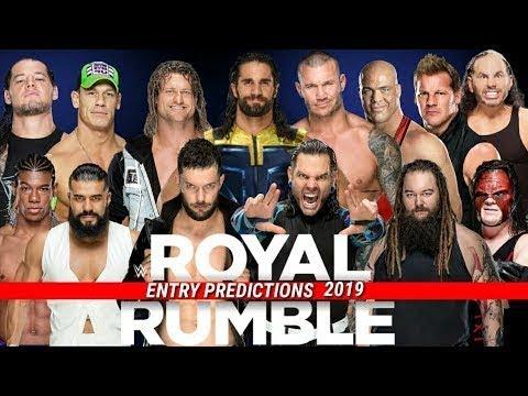 Download WWE Royal Rumble Highlights 27th January 2019 HD