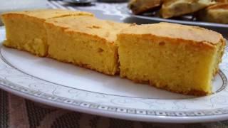 Mısır Unlu Kek nasıl yapılır