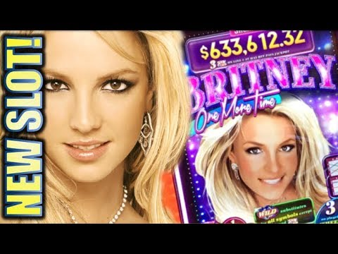 ★NEW SLOT! SURPRISE WIN!★ BRITNEY SPEARS ONE MORE TIME 3 ...