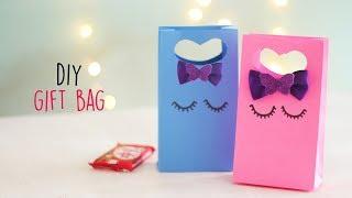 DIY Gift Bag | Paper Gift Bag | Paper Folding