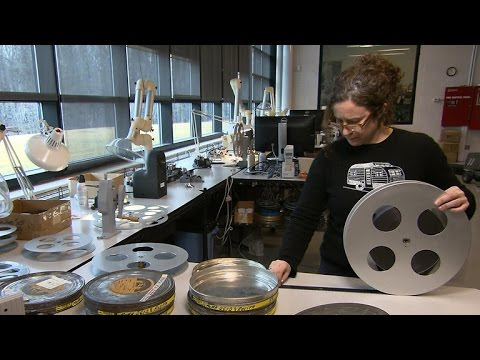 MoMA's race to preserve classic films' sights and sounds
