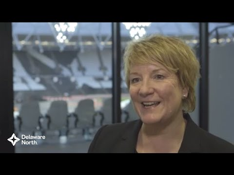 My Career Journey with Delaware North UK | The Olympic Stadium