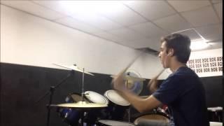 Pra mudar a minha vida - A Ferro e Fogo - Zezé Di Camargo e Luciano (Drums Cover)