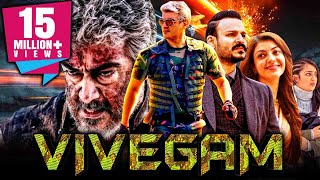 Vivegam Tamil Hindi Dubbed Movie | Ajith Kumar, Vivek Oberoi, Kajal Aggarwal