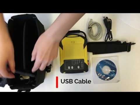 Introduction of Portable xDSL Tester (A0010005tek)