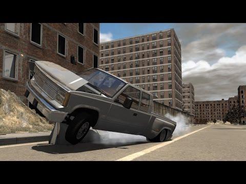 BeamNG.drive - The Bronx