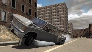 BeamNG.drive - The Bronx