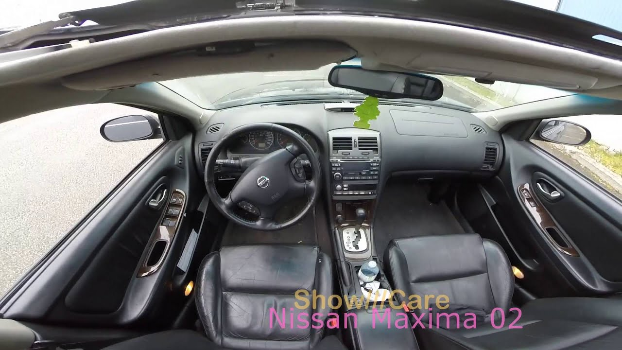 2002 nissan maxima reliability