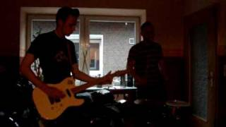 The Jolly Rogers Rockabilly Band(Duo Dudes) 2.wmv